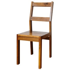 Sluyters Solid Walnut Dining Chair