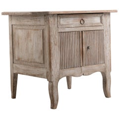 Small 18th Century Swedish Sideboard