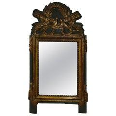 Small 19th Century, French, Louis XVI Style Bridal Mirror