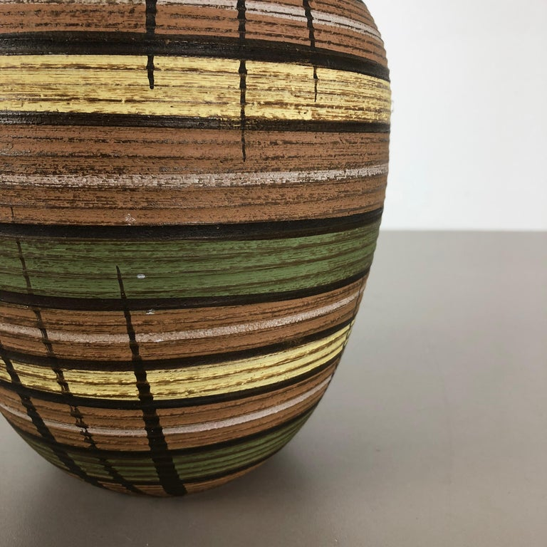 Small Abstract Ceramic Pottery Vase by Dümmler and Breiden, Germany, 1950s For Sale 5