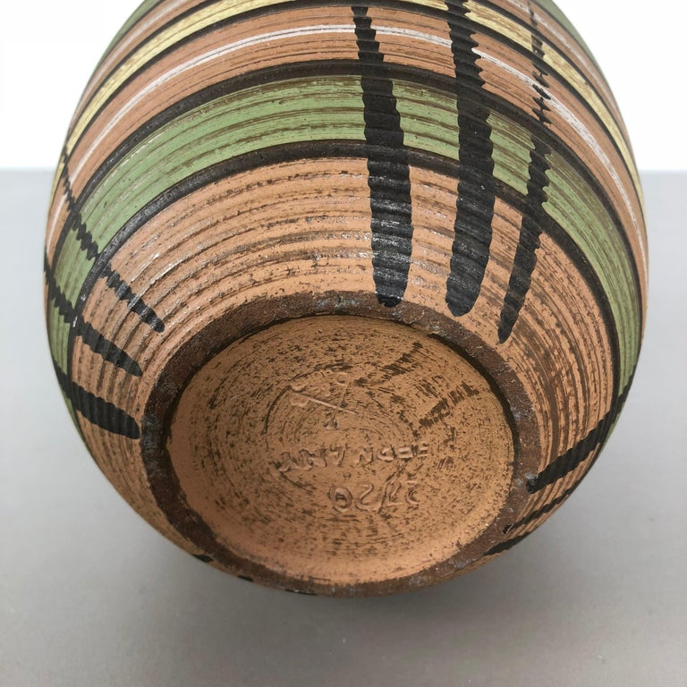 Small Abstract Ceramic Pottery Vase by Dümmler and Breiden, Germany, 1950s For Sale 11