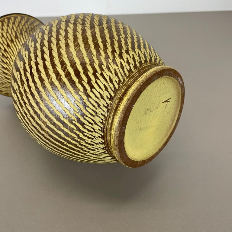Small Abstract Ceramic Pottery Vase by Dümmler and Breiden, Germany, 1950s For Sale 13