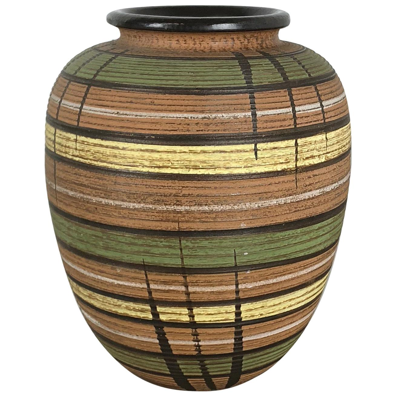 Small Abstract Ceramic Pottery Vase by Dümmler and Breiden, Germany, 1950s