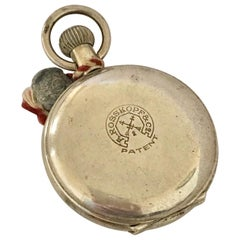 Small Antique Full Hunter A. Rosskopf & Co. Pocket Watch