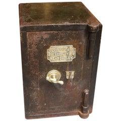 Small Antique Safe