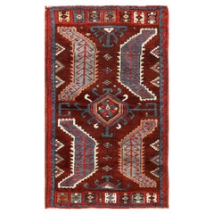 Small Antique Turkish Yastic Rug