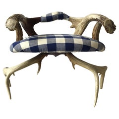 Small Antler Chair