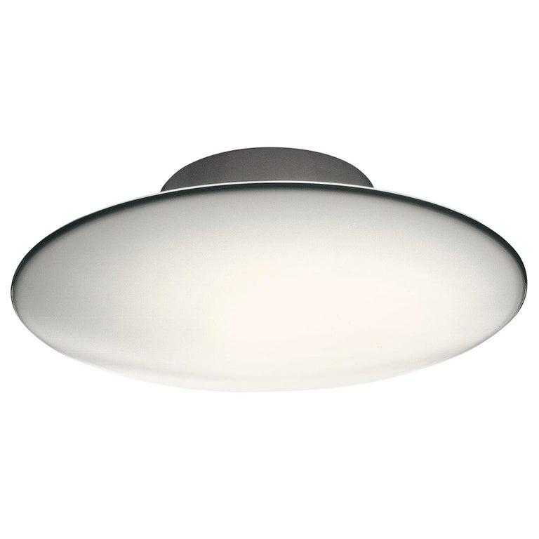 Small Arne Jacobsen 'Eklipta' Wall or Ceiling Light for Louis Poulsen For Sale