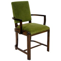 Small Art Deco Occasional or Accent Chair