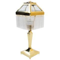 Small Art Deco Table Lamp, circa 1920s