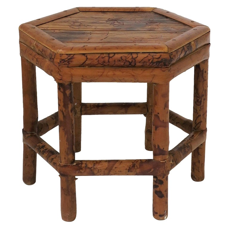 Swell Small Bamboo Side Or Drinks Table Home Interior And Landscaping Ologienasavecom