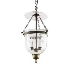 Small Bell Jar Lantern, England, circa 1880