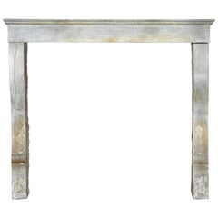 Small Bicolor French Rustic Mantle for Timeless Concepts