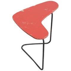 Small Boomerang Occasional Table by Willy Van Der Meeren