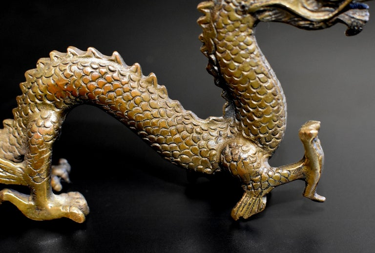 Small Bronze Dragon For Sale 5