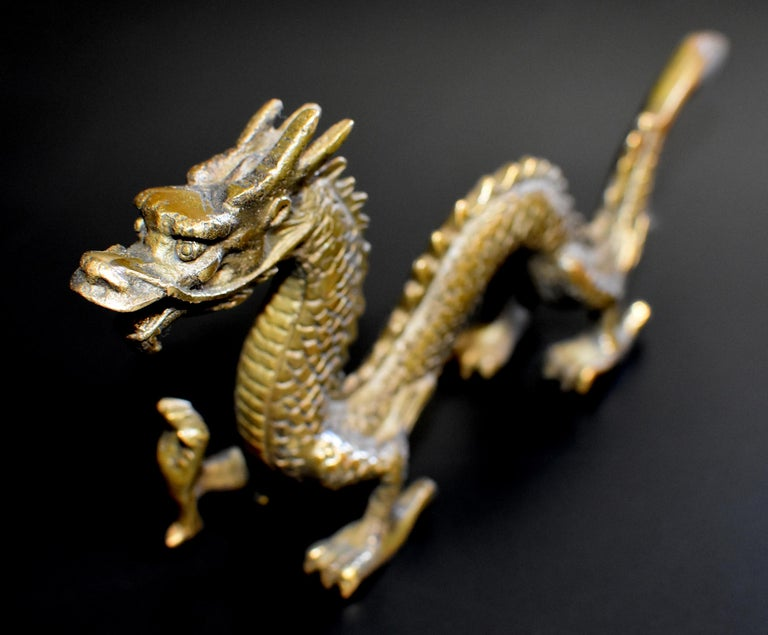 Small Bronze Dragon For Sale 8