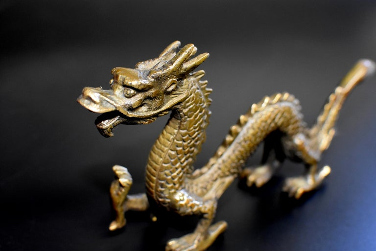 Small Bronze Dragon For Sale 1