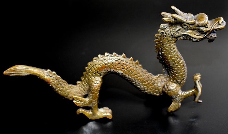 Small Bronze Dragon For Sale 3