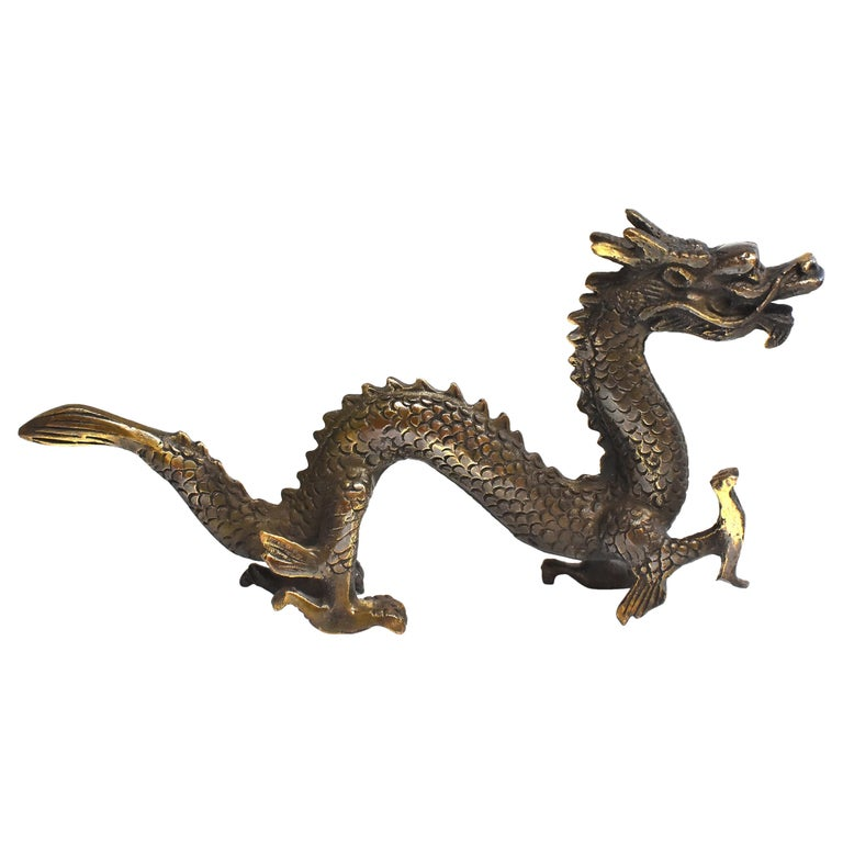 Small Bronze Dragon For Sale