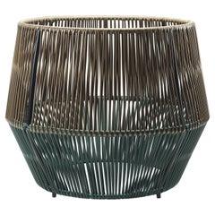 Small Caribe Chic Basket 2 by Sebastian Herkner