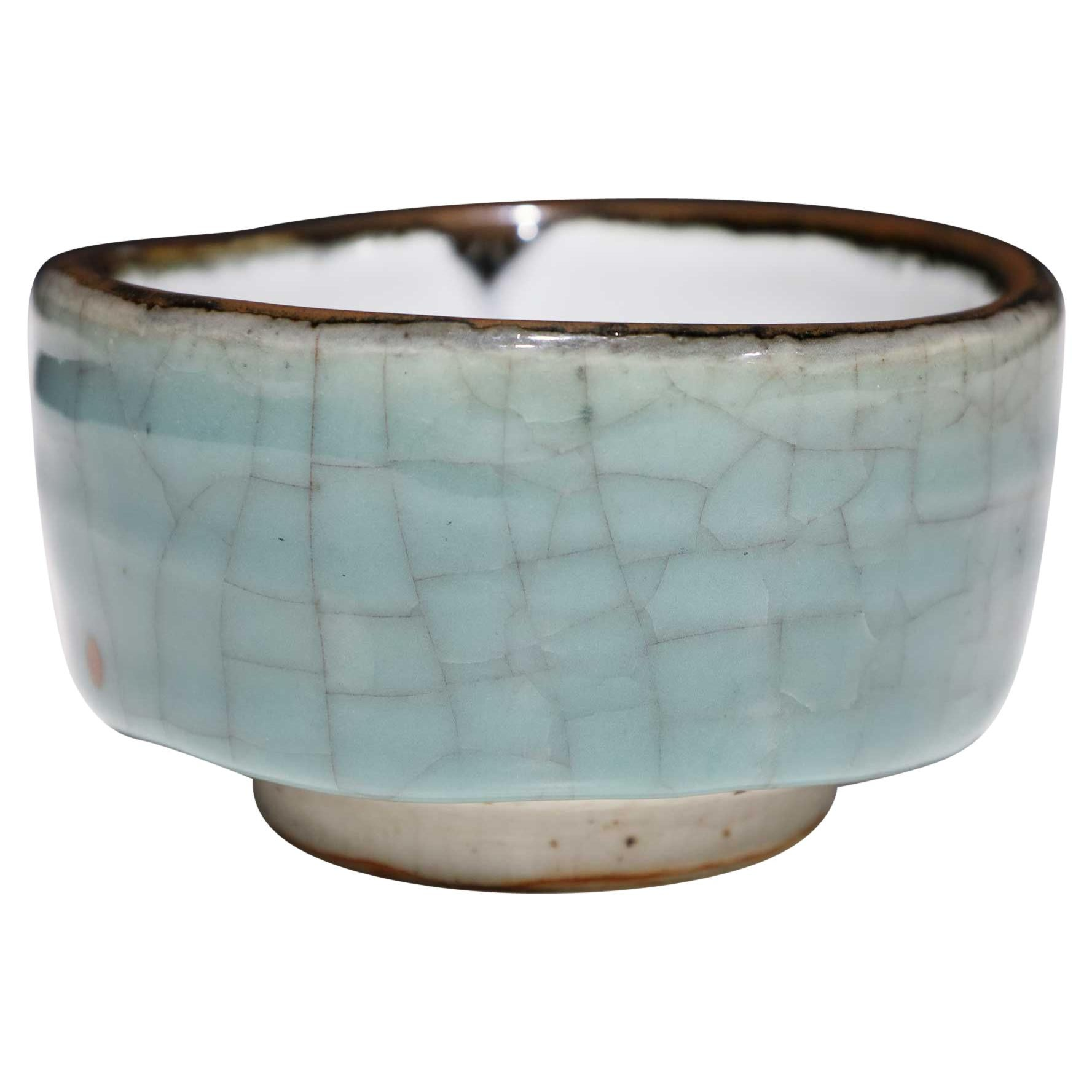 Small Ceramic Bowl by Albert Green