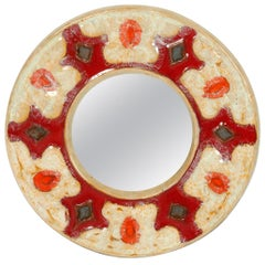 Small Ceramic Mirror