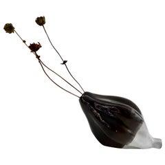 Small Ceramic Vase by Rosa Nguyen Glazed Stoneware Contemporary, 21st Century