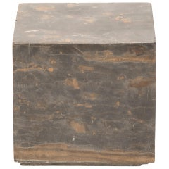Small Chinese Marble Doon Table