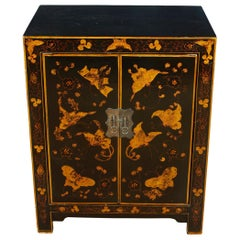 Small Chinoiserie Cabinet