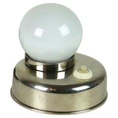 Small Chrome Lamp