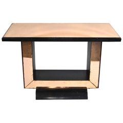 Small Coffee Table, Design Attributed to Osvaldo Borsani, Italy, 1940