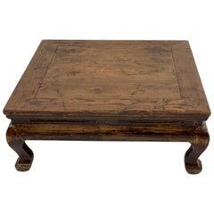 Small Coffee Table in Teak