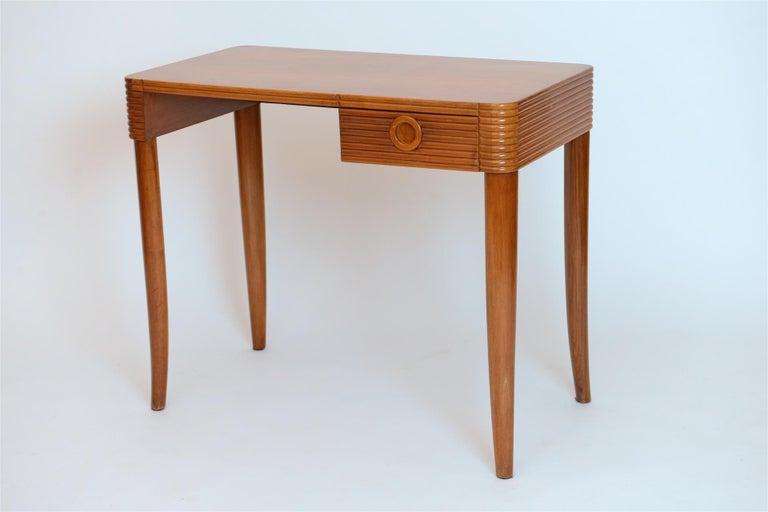 Mid-Century Modern Small Desk, circa 1950 For Sale