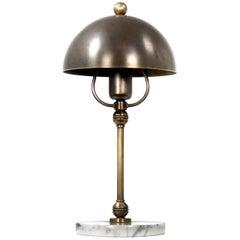 Small Domed Desk Lamp