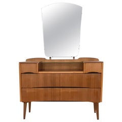 Small Dressing Table or Vanity by Gunther Hoffstead for Uniflex, U.K. 1960s