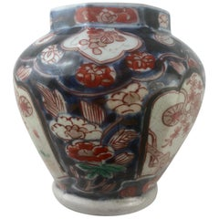 Antique Japanese Ko-Imari Vase, Probably Genroku Era