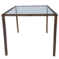 Small End Table Attributed to Silas Seandel