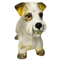 Small English Porcelain of Scottish Dog