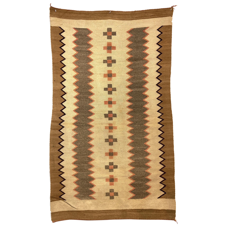 Small, Exquisite Navajo Weaving