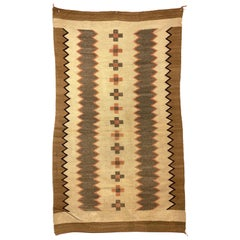 Small, Exquisite Navajo Weaving