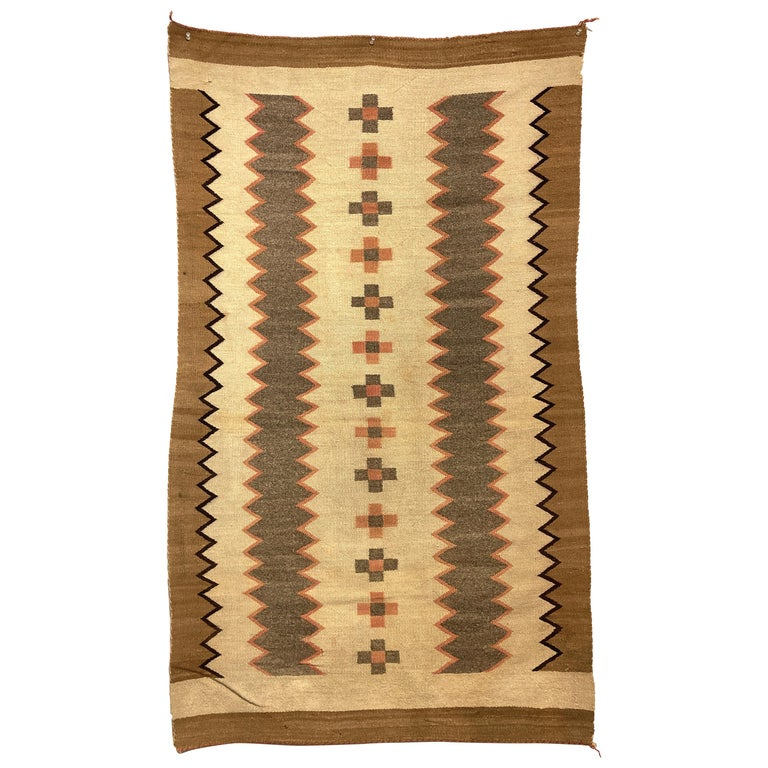 Small, Exquisite Navajo Weaving For Sale