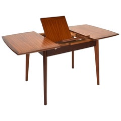 Small Extractable Dining Table by Louis van Teeffelen, Netherlands, 1960