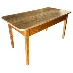 Small Farm Dining Breakfast Table or Desk