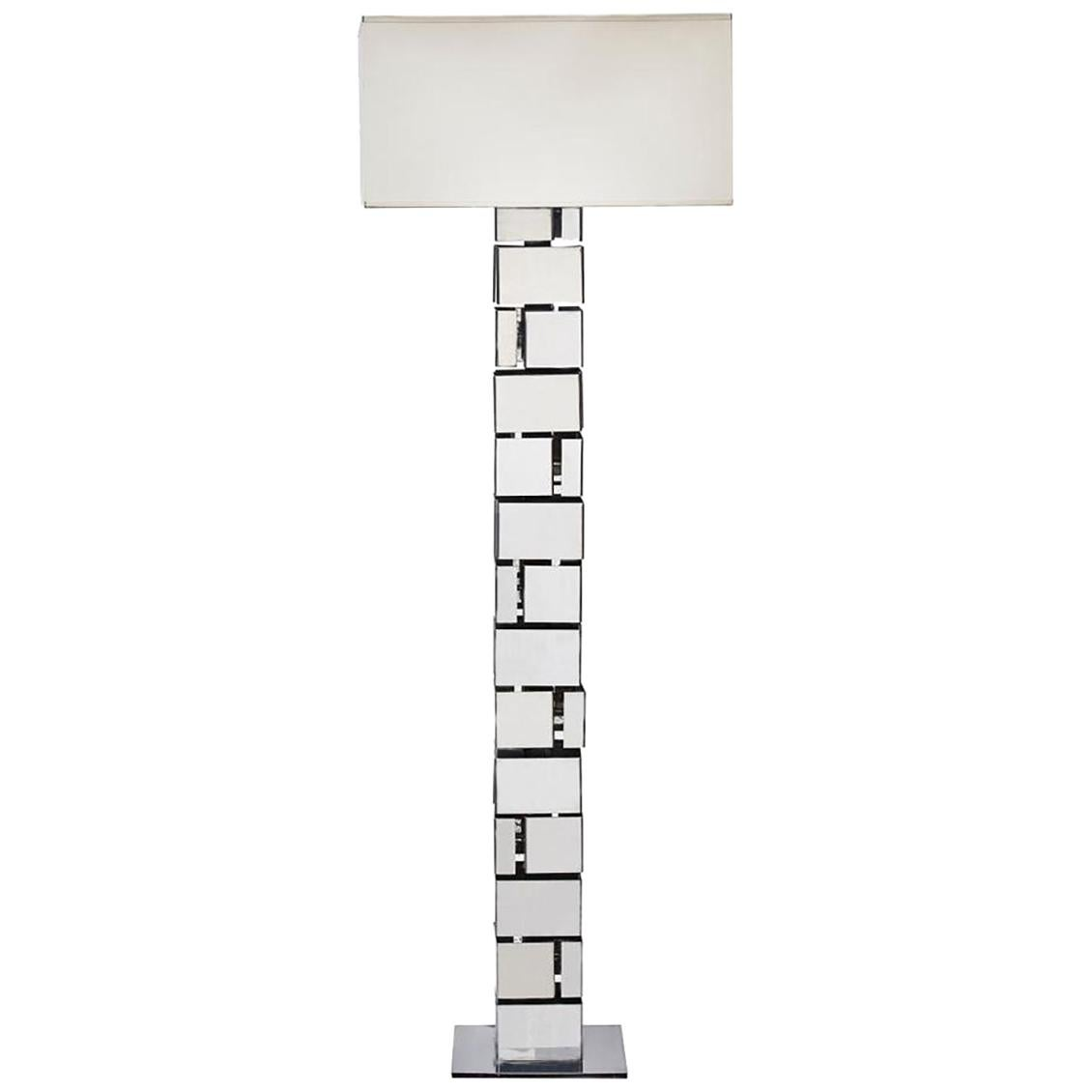 Small Floor Lamp by Jacques Charpentier