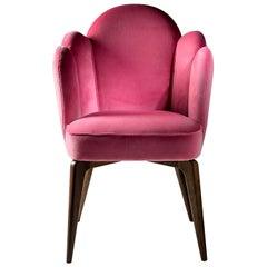 Small Flora chair by Giovanna Azzarello