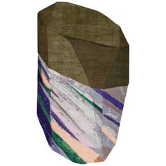 Fordite Rock Shaped Rug by Patricia Urquiola for CC-Tapis