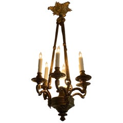 Small French Chandelier