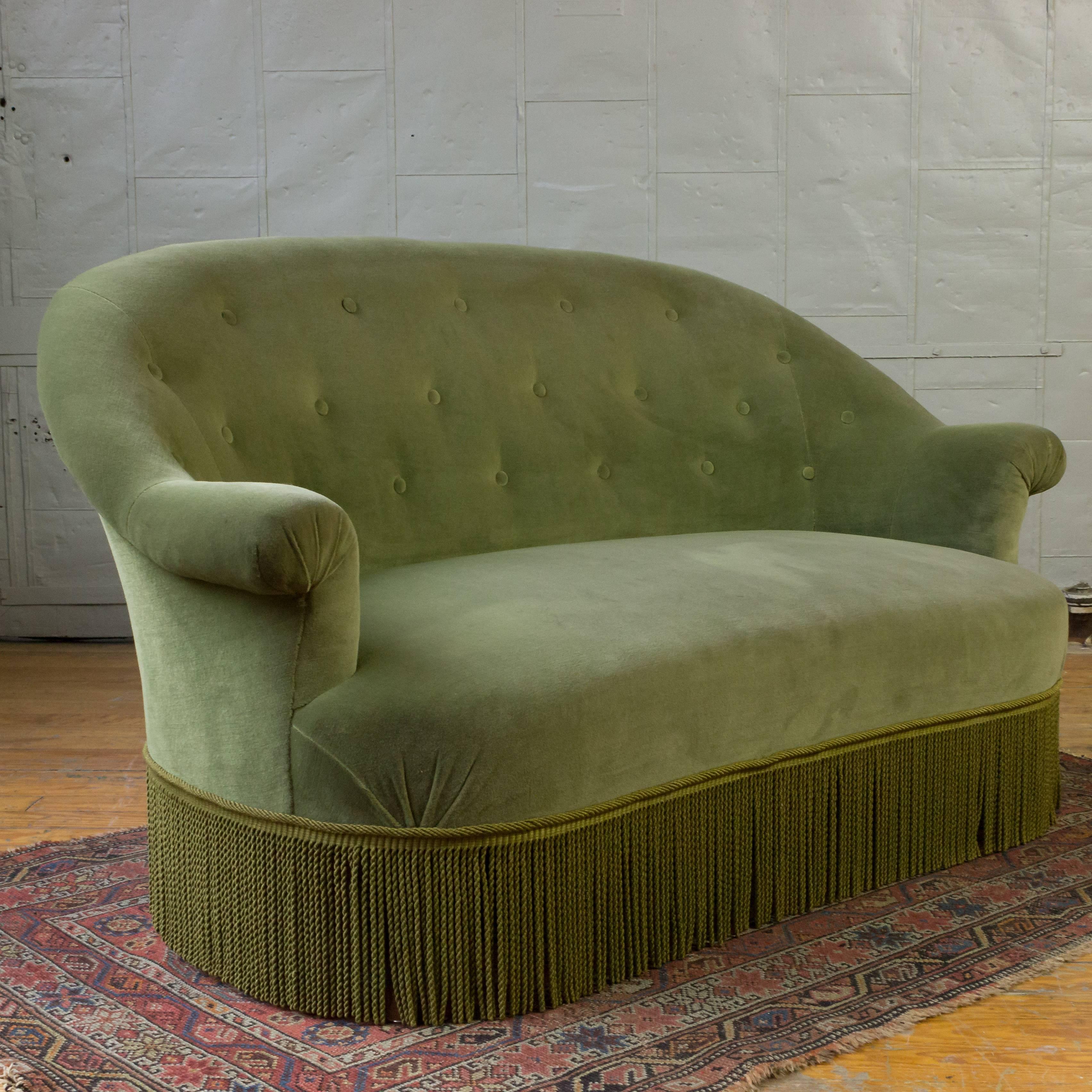 loveseat collection sofa dutchbone green dark brown chester golden velvet