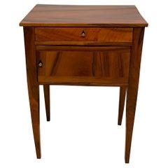 Small Furniture, Solid Walnut, Biedermeier / Restauration, France, circa 1820