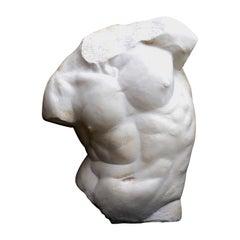 Small Gaddi Torso Sculpture